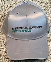 Unique Adjustable Lewis Hamilton/Bottas Mercedes AMG Petronas Formula 1 Hat.