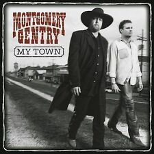 My Town by Montgomery Gentry (CD, Aug-2002, Columbia (USA)) BRAND NEW! SEALED!