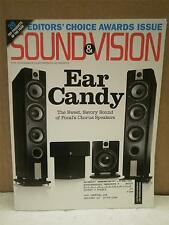 OLDER MAGAZINE- SOUND & VISION- EDITORS' CHOICE AWARDS ISSUE- FEBRUARY 2006- L48