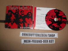 CD Reggae Third World - Ya Ya Ya Jamaica (4 Song) MCD BMG + Presskit