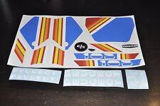 kit autocollant 103 Racing ph2 REF:MOB004