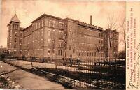 Vintage Postcard - 1910 Alexian Bros. Hospital Build. Chicago Illinois IL #2968