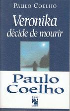 Livre Véronika décide de mourir Paulo Coelho book