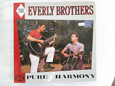 1984 Everly Brothers–Pure Harmony LP NM/EX Ace – CH 118 