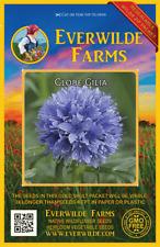 2000 Globe Gilia Wildflower Seeds - Everwilde Farms Mylar Seed Packet