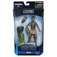 Marvel Legends Series Black Panther Shuri 6-inch Collectible Action Figure Toy f