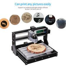 DIY CNC Router Kit 2-in-1 Mini Laser Graviermaschine GRBL-Steuerung 3Achsen