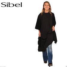 SIBEL Economyss 2 Gown, Polyester Hairdresser Barber Cutting Gown Cape VELCRO