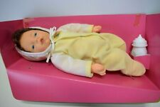 "Mattel 1979 LOVE N TOUCH BABY DOLL 12"" Bare Bottom - Martha Armstrong  (820D)"