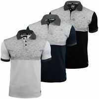 Mens Polo T-Shirt by D-Rock Short Sleeved