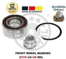 FOR FIAT QUBO 225 1.4 2008>ON NEW FRONT WHEEL BEARING KIT FITS LH / RH