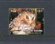 Peru 1660, MNH, Birds 2008. x29670