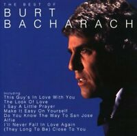 Burt Bacharach - The Best of Burt Bacharach [CD]
