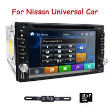 Car DVD GPS Player Radio Stereo Navigation For Nissan Pathfinder X-Trail Sentra