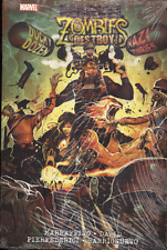 MARVEL ZOMBIES: DESTROY HC (2012 Series) #1 Near Mint