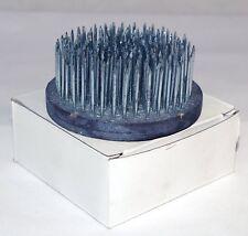 Apac Ikebana Kenzan Flor Rana Florista Redondo Pin Soporte - Medio 6.3cm/6.35cm