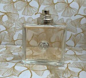 Versace Pour Femme 100ml / 3.4oz Womans Eau De Parfum EDP Perfume NEW