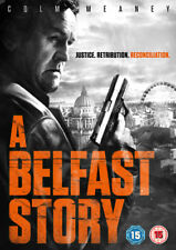 A Belfast Story DVD (2014) Colm Meaney ***NEW***