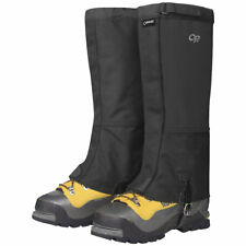 Outdoor Research Gore-tex Expedition Crocodiles Gaiters Black Size XL