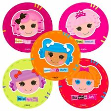 Lalaloopsy Stickers x 5 - Birthday Party Favours Party Rewards - Mittens Jewel