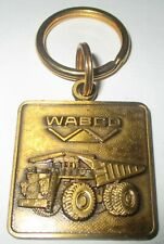 WABCO CONSTRUCTION EQUIPMENT  KEY CHAIN TRUCK