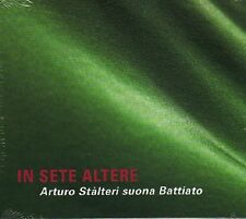 ARTURO STALTERI In sete altere CD italian prog