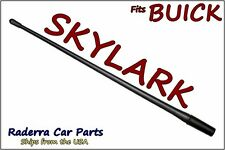 "FITS: 1985-1998 Buick Skylark - 13"" SHORT Custom Flexible Rubber Antenna Mast"