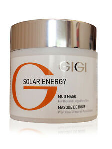 GiGi Solar Energy Mud Mask 250ml 8.4fl.oz for Oily Skin