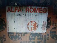 Alfa Romeo Alfetta Evaporatore condizionatore NUOVO