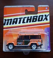 Matchbox Land Rover Defender 110 . Selten