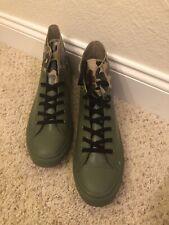 cca5a82450f2 Converse All Star Chuck Taylor Green Camouflage Camo Men Women Unisex  151068C
