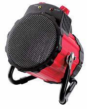 Craftsman Ceramic Heater Electric Portable Fan Space Furnace Garage/Floor/Room