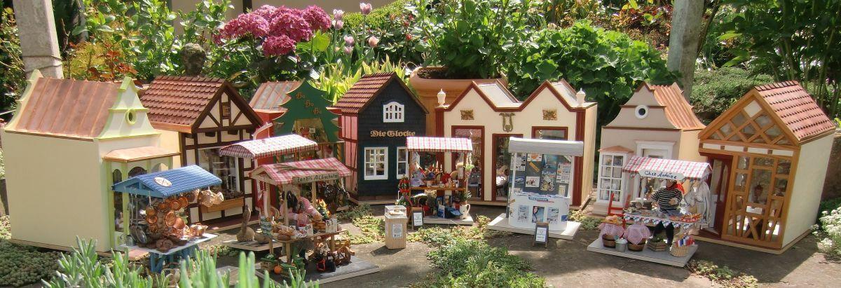 Bridie Miniaturen und Handarbeiten