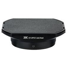 JJC Lens Hood Replaces SONY LHP-1 f RX1 RX1R RX1RII or 16/20/28/30/35/50mm Lens