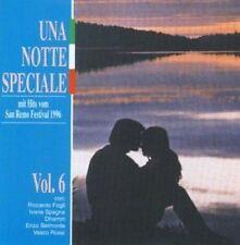Una notte speciale-San Remo'96 Riccardo Fogli, Ivana Spagna, Vasco Rossi...