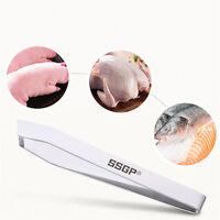 Kitchen Stainless Steel Fish Bone Pig Hair Tweezers Remover Pincer Puller Pliers