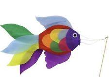 "18"" Fish Wind Sock Bright Design Caravan Camping Festival Bird Scarer"