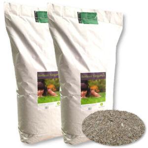 Semences à gazon Berliner Tiergarten 20 kg Graines d'herbe Sport Jeu Pelouse