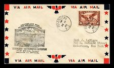 Dr Jim Stamps Rimouski Harrington Harbour Airmail First Flight Canada Cover