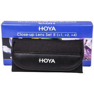 Hoya 55 mm HMC Close-Up Filter Set - Black