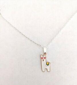 Necklace llama necklace llama gifts girls necklaces