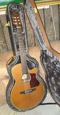 TAKAMINE NP-65C Acoustic Electric Classical Guitar w/ Cutaway