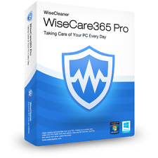 Speed Up Slow Computer - Wise Care 365 Lifetime License Code for 3 PCs