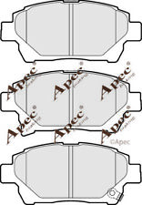 FRONT BRAKE PADS FOR ASTON MARTIN CYGNET GENUINE APEC PAD1722