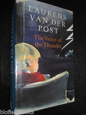 LAURENS VAN DER POST - The Voice of Thunder - 1993-1st - African/Africa Travel