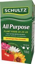 NEW SCHLTZ PF70690 5LB BOX 20-20-20 ALL PURPOSE PLANT FOOD FERTILIZER 5785720