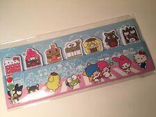 Hello Sanrio Original Classic Hello Kitty Friends Sticky PostIt Flags Stationery