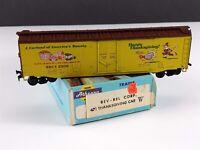 Athearn Bev-Bel 471 Thanksgiving 50' Mechanical Reefer BBCX 2509 HO Scale