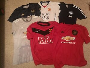 Manchester United Shirt Bundle