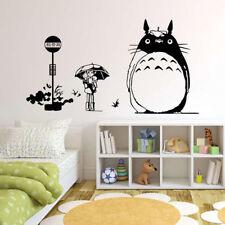 My Neighbor Totoro Kids Decal Anime Wall Sticker Home Nursery Bedroom Decor